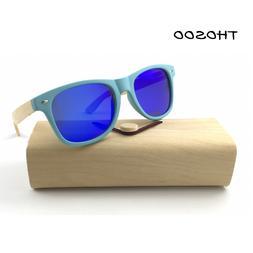 100% Real Bamboo Wood <font><b>Retro</b></font> <font><b>Rew