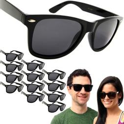12 Pair POLARIZED Sunglasses Mens / Womens Vintage Retro Who