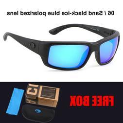 2019 Fashion Costa Fantail Frame Polarized Sunglasses Unisex