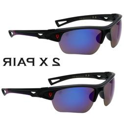 2Pair New Polarized Men Anti Glare Fishing Cycling Driving S
