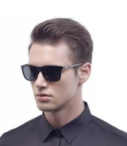 Aluminum Sunglasses MERRY'S Unisex Polarized Vintage Sun Gla