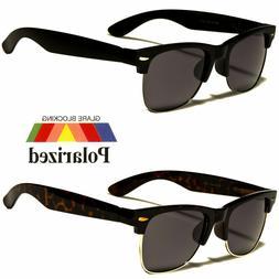 Polarized Anti Glare Sunglasses Men's Women's Vintage Design