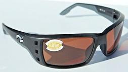 COSTA DEL MAR ashwood/gray PERMIT POLARIZED 580P sunglasses!