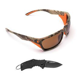 Cold Steel Battle Shades Mark III - Camo w/Free Knife EWDS32