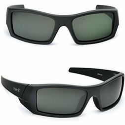 9e0e739c4ab BNUS Ranger Rectangular Sports Sunglasses Polarized For Men