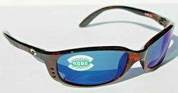 COSTA DEL MAR Brine POLARIZED Sunglasses Bifocal 2.50 C-Mates Tortoise//Blue 580P