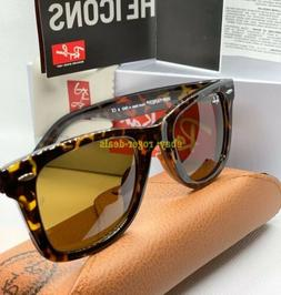 •BROWN TORTOISE• Ray Ban Original Wayfarer Classic RB214