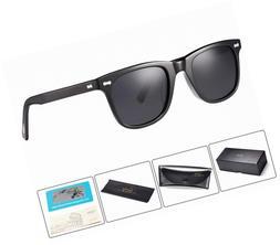 Carfia Polarized Men's Sunglasses UV400 Protection Lenses fo