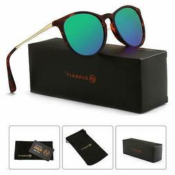 New Carfia Vintage Polarized Sunglasses for Women Men Retro