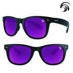 Waves Classic Floating Polarized Sunglasses-