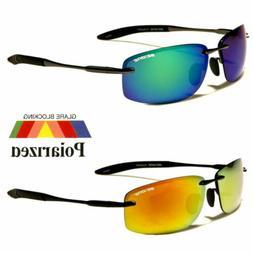 Classic Retro Vintage Men Polarized Fashion Sunglasses Racin