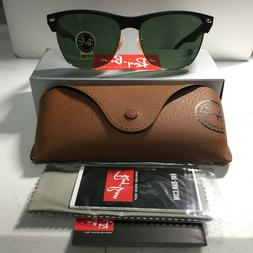 Ray-Ban CLUBMASTER OVERSIZED - DEMI SHINY BLACK/ARISTA Frame