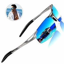 ROCKNIGHT Driving Polarized Sunglasses For Men UV Protection