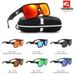 DUBERY Unisex Polarized UV400 Sunglasses Sport Driving Fishi