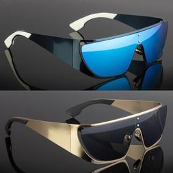 exclusive rihanna design shield style metal polarized