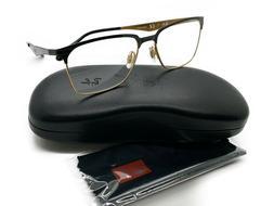Ray Ban Eyeglasses RB6344 RX/6344 RayBan 2890 Gold/Black Opt
