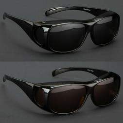 Fit Over Polarized Prescription Glasses Sunglasses Cover All