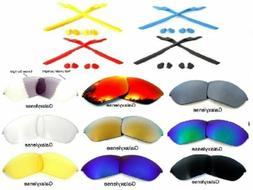 Galaxy Replacement Lenses For Oakley Half Jacket 2.0 Sunglas