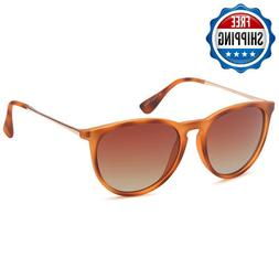 Gamma Ray Polarized Uv400 Vintage Retro Round Thin Style Sun