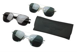 Genuine Government Air Force Pilots Sunglasses by AO Eyewear