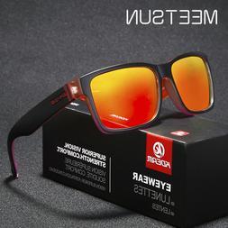 HD Polarized Sunglasses for Men Fashion Driving Fishing Spor