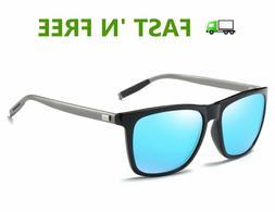 HD Unisex Polarized Vogue Sports Driving Glasses UV400 Sungl