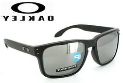 dfb8831d86 Oakley Holbrook POLARIZED Sunglasses OO9244-2556 Matte Black