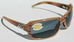 Costa Isabela Polarized Sunglasses - Costa 580 Polycarbonate