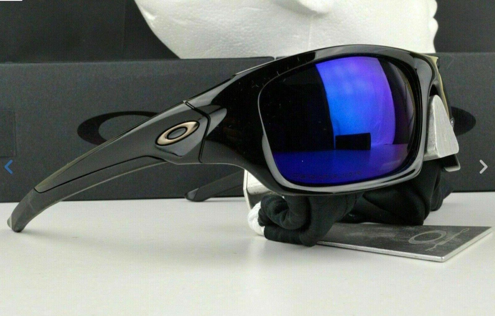 100% Authentic Oakley Blue Iridium Polarized