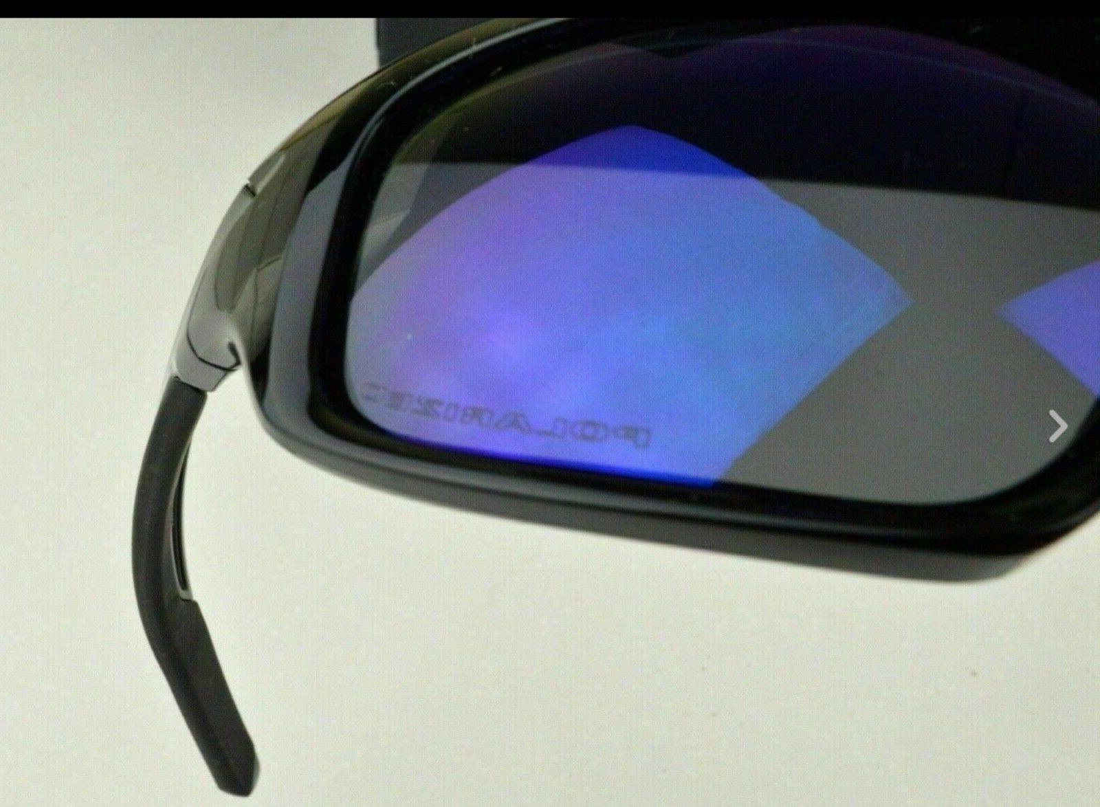 100% Authentic NEW Valve Sunglasses Deep Blue
