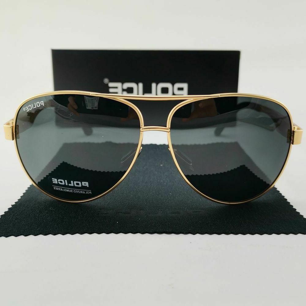 2019 New Women Driving Polarized Sunglasses Classic Police Glasses