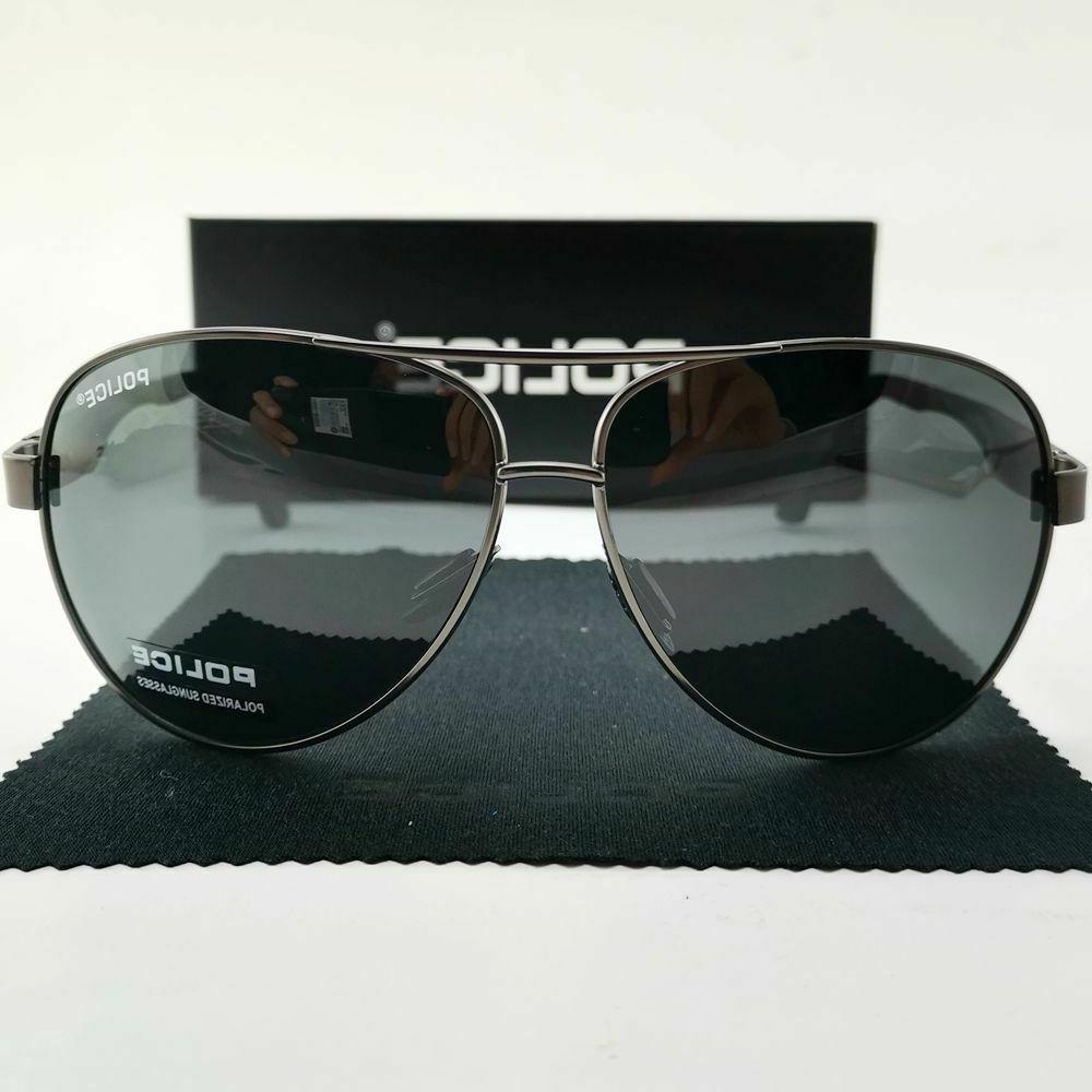 2019 Women Driving Unisex Classic Police Glasses