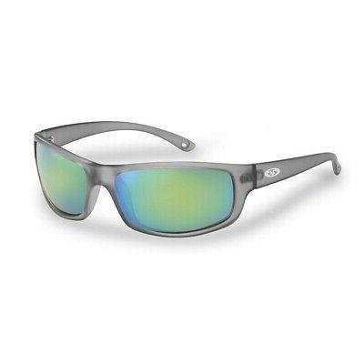 353132f4fc Editorial Pick Flying Fisherman 7756GAG Polarized Sunglasses Slack Tide Gra