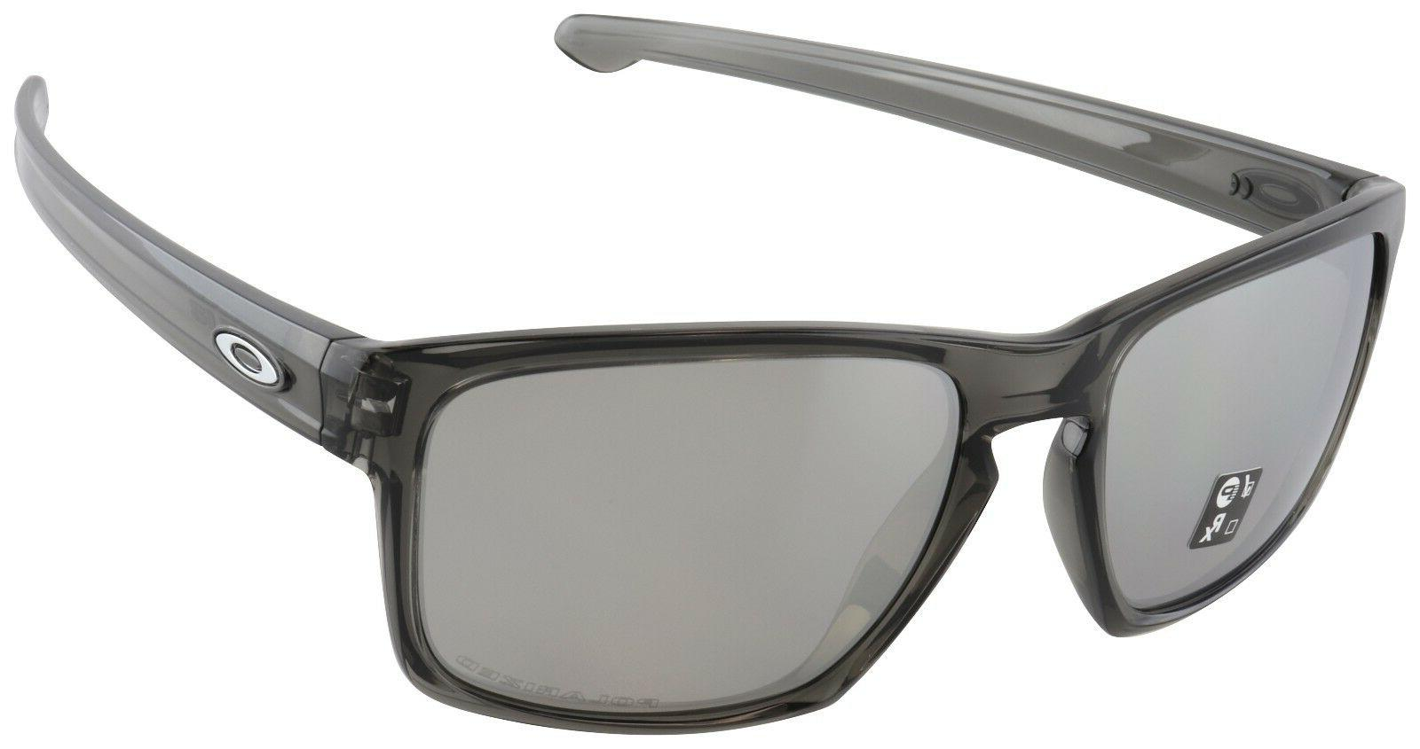 Oakley Grey | Chrome Iridium Polarized Lenses