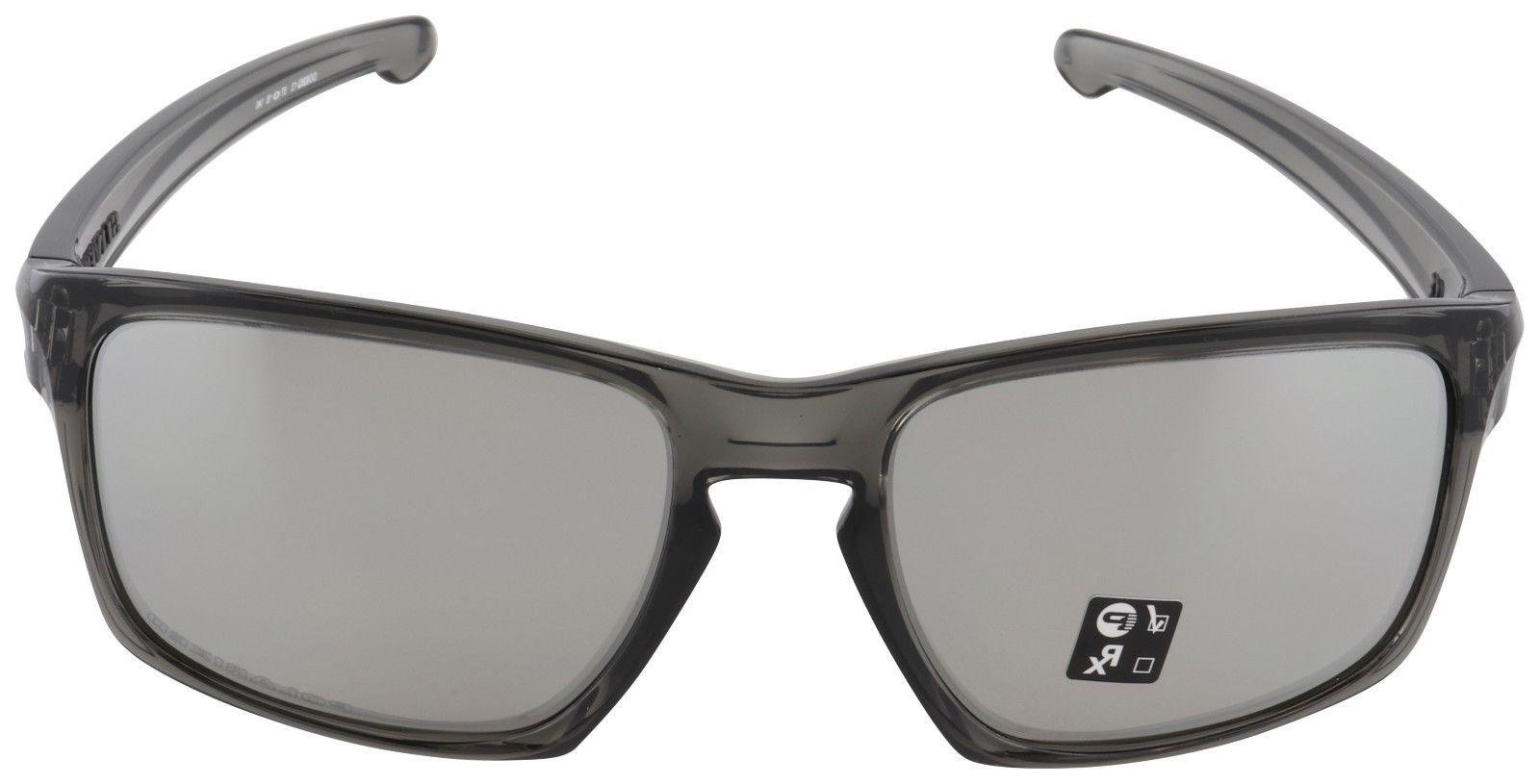 Oakley Sliver Grey Chrome Iridium Lenses