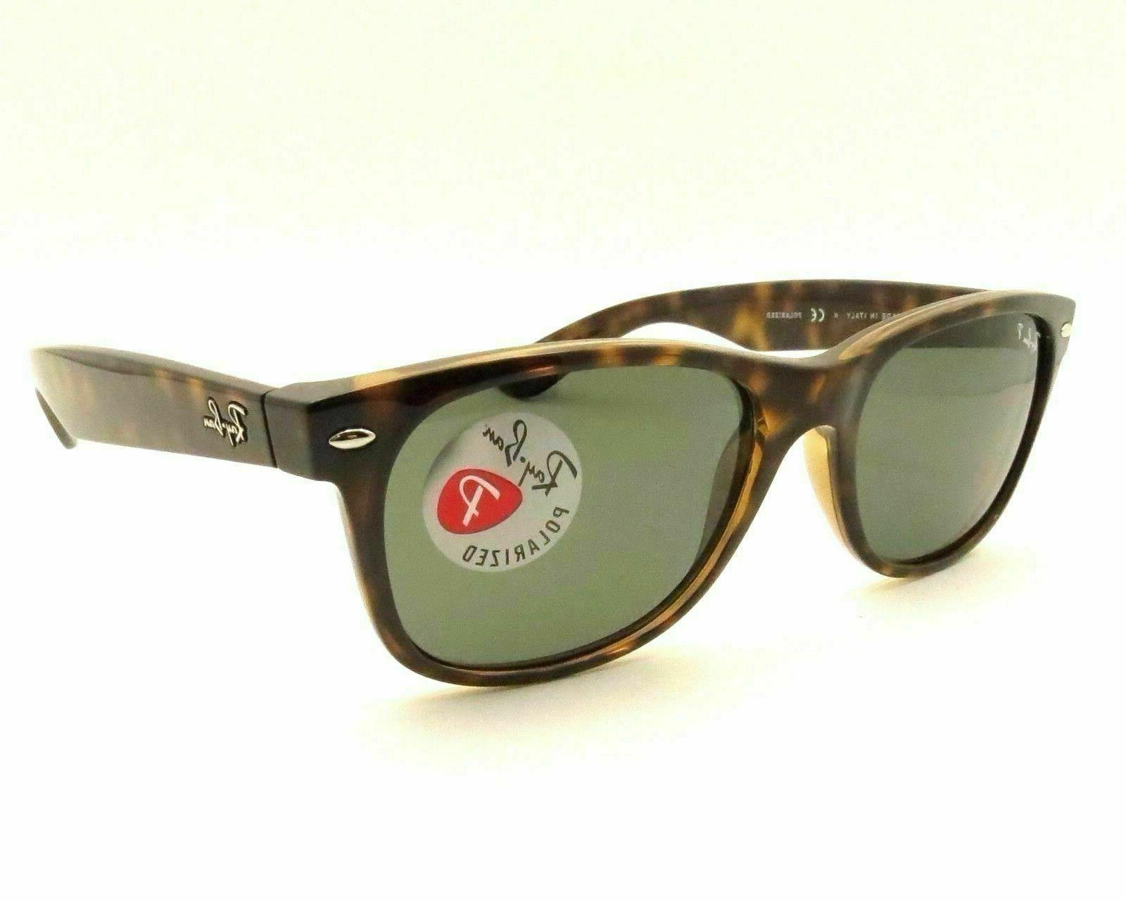 authentic ray ban new wayfarer rb2132 902