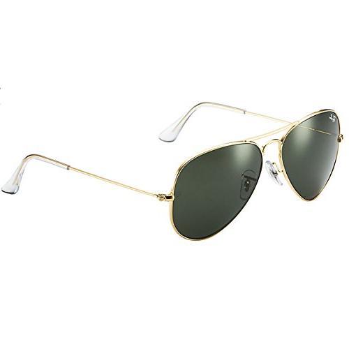 aviator rb3025 sunglasses w3234 arista