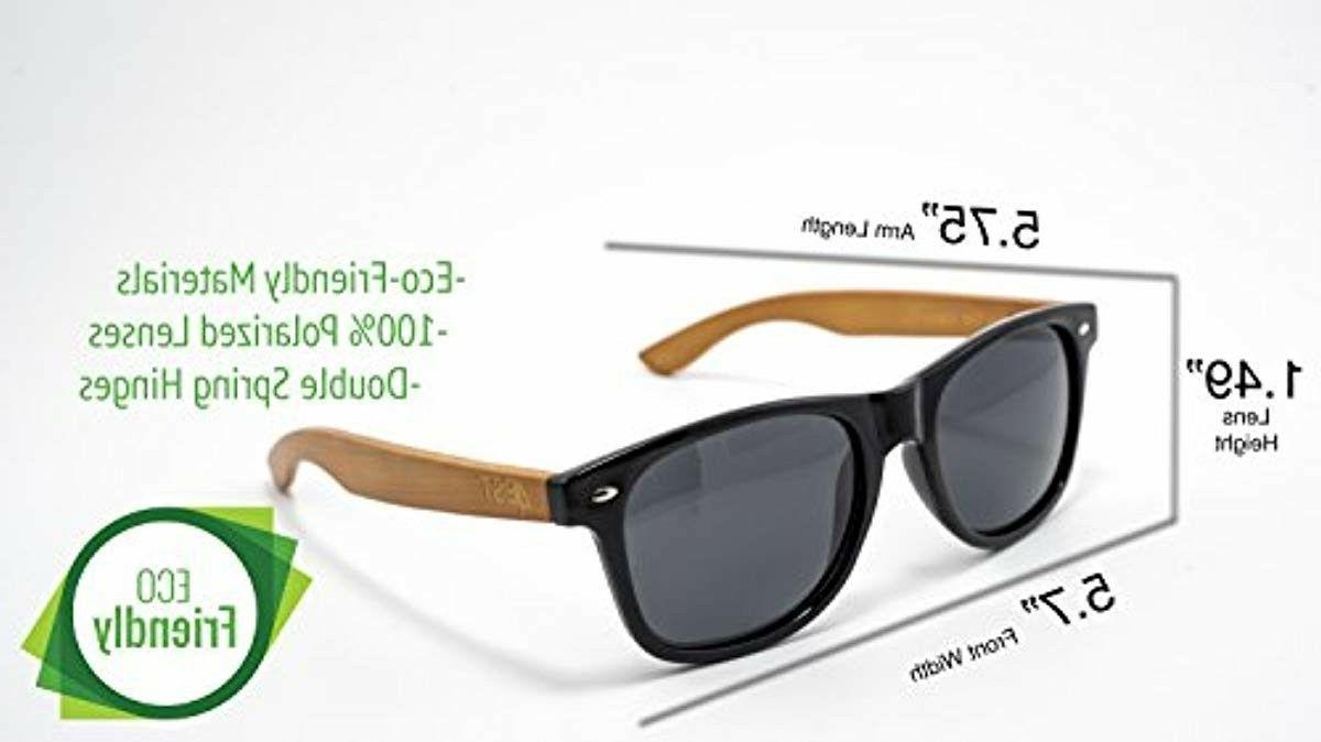 Bamboo Sunglasses Polarized Wood Shades Men Women By Shades