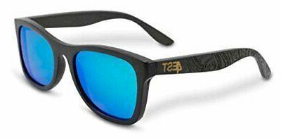 bamboo wood sunglasses one of a kind