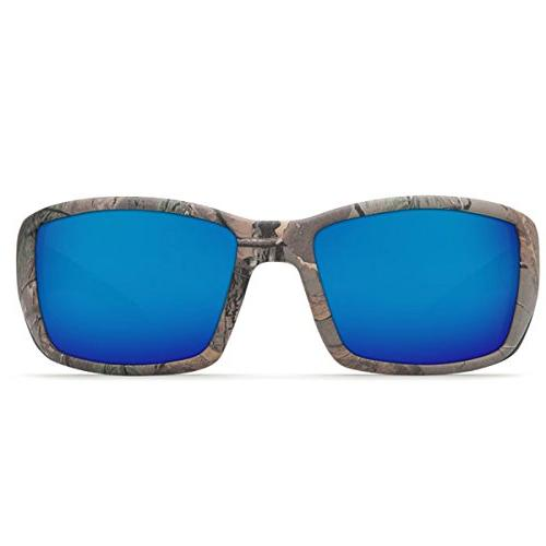 Costa Sunglasses, Camo, Blue Lens