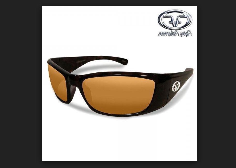 Flying Fisherman Boca Grande Polarized Sunglasses Matt Black