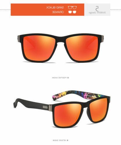 classic dubery polarized sunglasses mens sports fishing