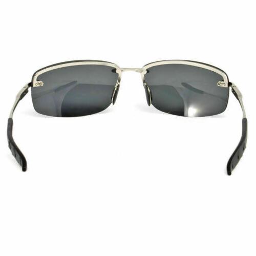 Classic Polarized Sunglasses Sports Glasses Rimless Me