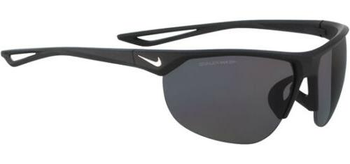 Nike Mens Cross Trainer Matte Black/White with Grey Polarize