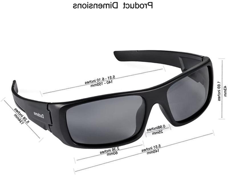 Duduma TR601 Polarized Sports Sunglasses Baseball Cycling