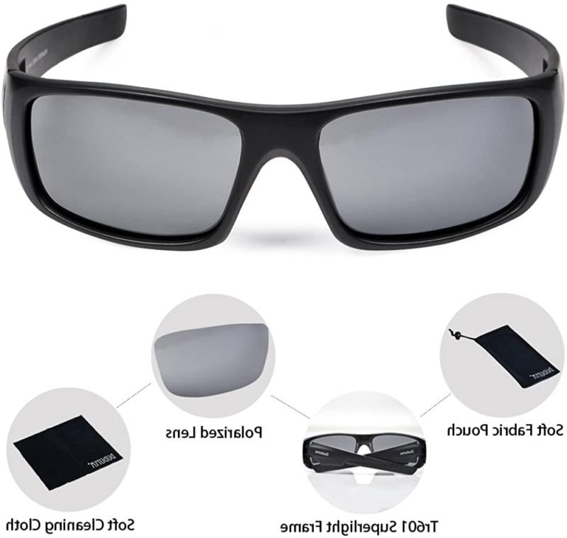 Duduma Polarized Sunglasses for Men Baseball