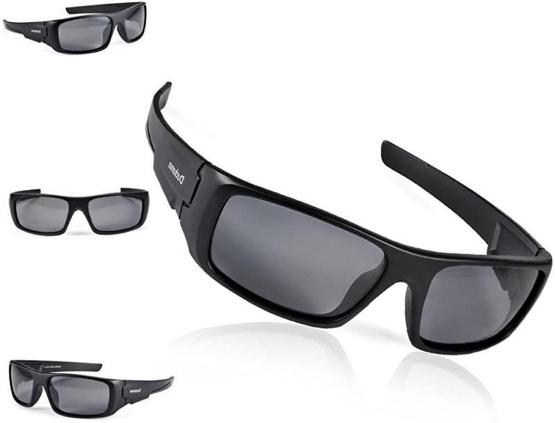 Duduma TR601 Polarized Sunglasses Men Baseball