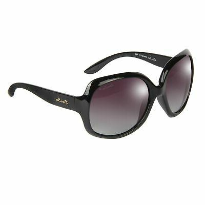 fashion vintage simple oversized frame womens polarized