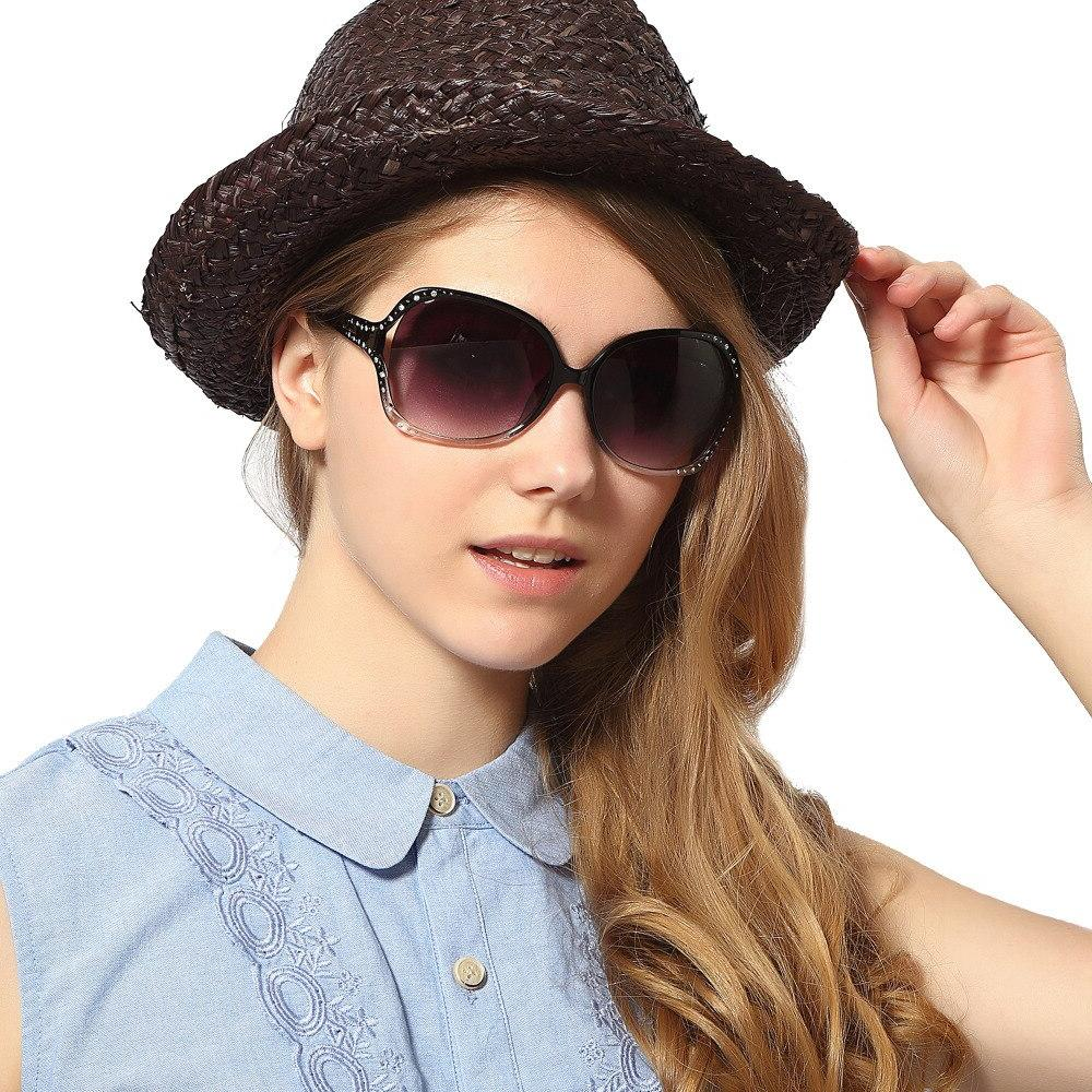 <font><b>LianSan</b></font> <font><b>Sunglasses</b></font> Vintage UV Driver Female LSX670