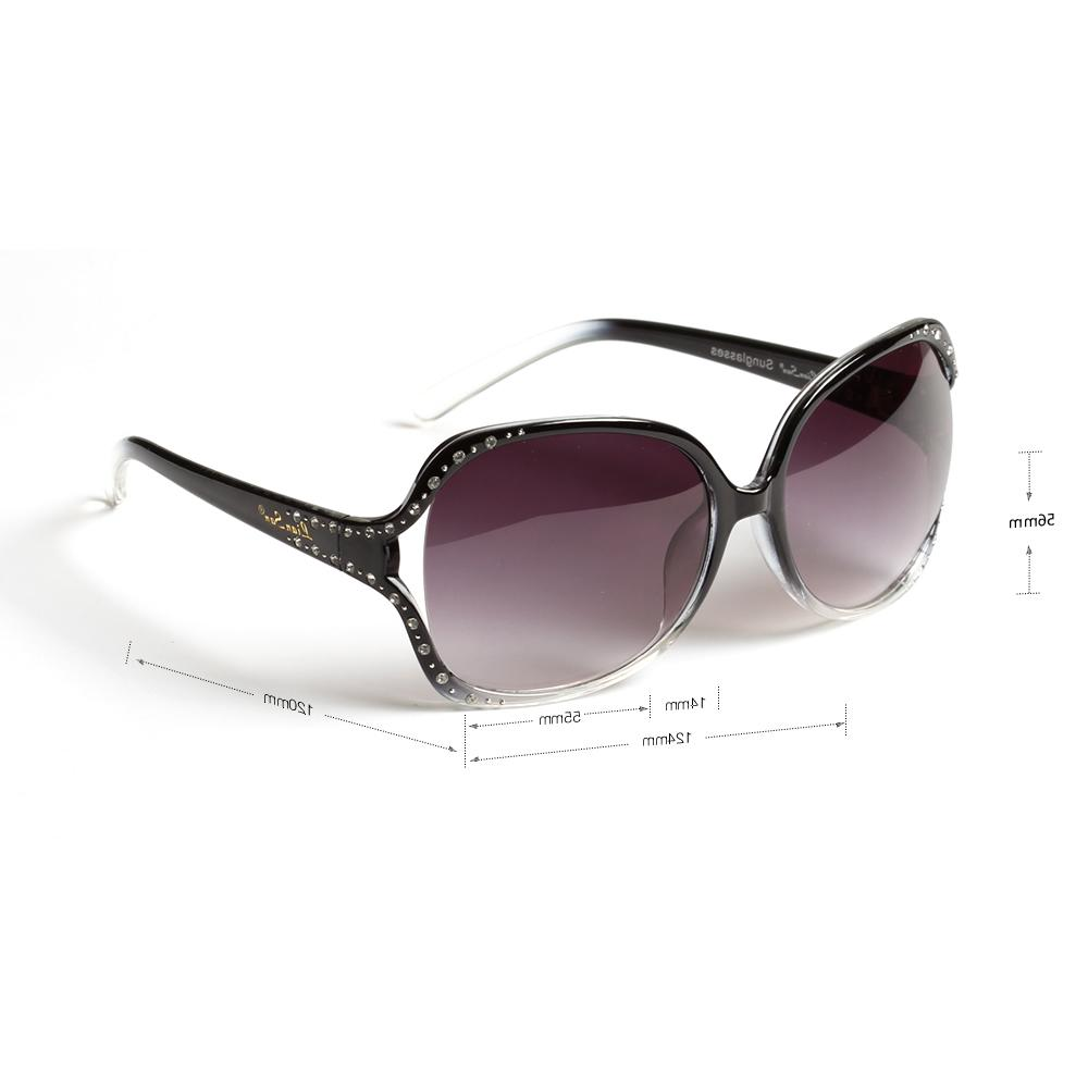 <font><b>LianSan</b></font> <font><b>Sunglasses</b></font> Women Brand Designer Vintage UV Protection Driver Fashion Female LSX670